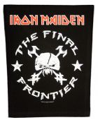 Iron Maiden - 'The Final Frontier' Giant Backpatch